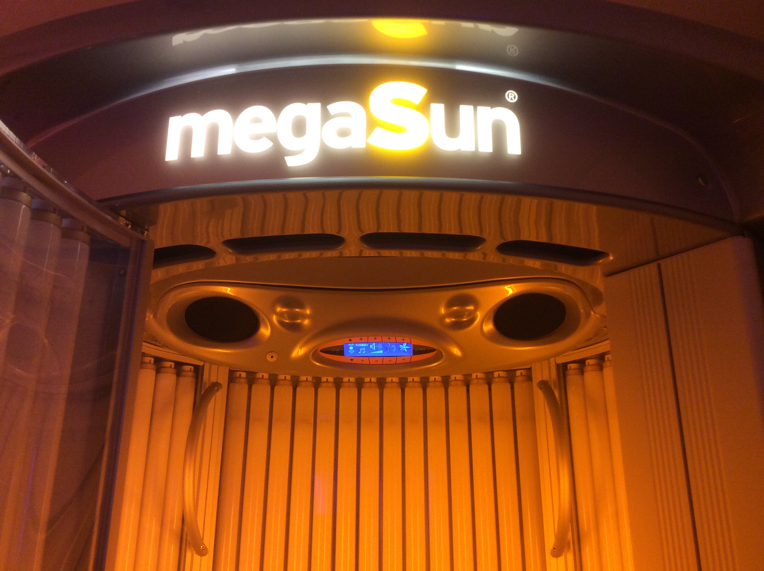 Tanning Bed Telford